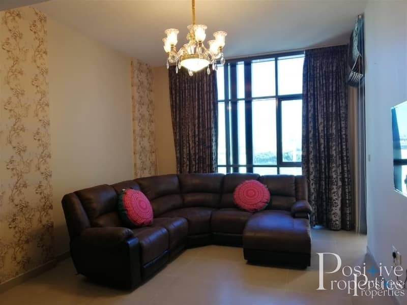 1 BR for Sale / Vacant / Fully Furnished