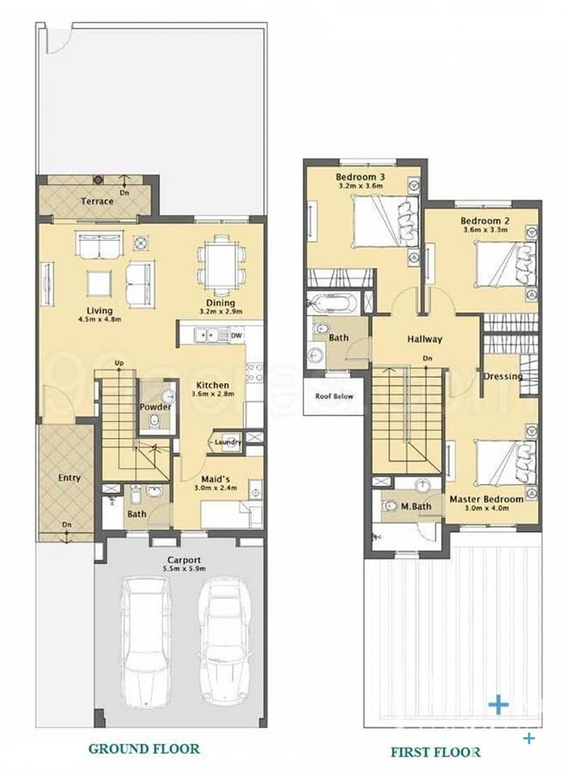 11 TOWN HOUSE | 3BR+MAID | 5 YEAR PAYMENT PLAN