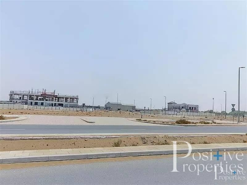 G+1 Freehold Plot | 3-4 years payment Plan |2 % DLD off