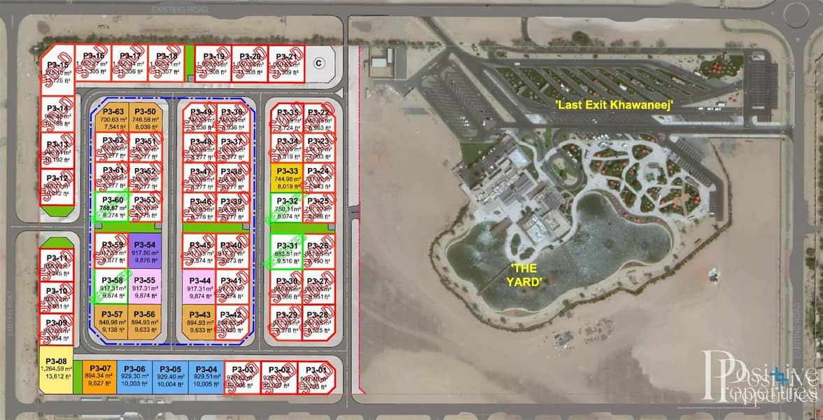 13 G+1 Freehold Plot | 3-4 years payment Plan |2 % DLD off