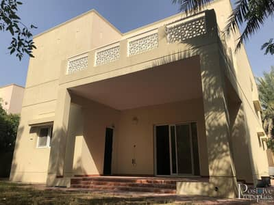 4 Bedroom Villa for Rent in The Meadows, Dubai - Vacant | Available Now | Multiple Cheques