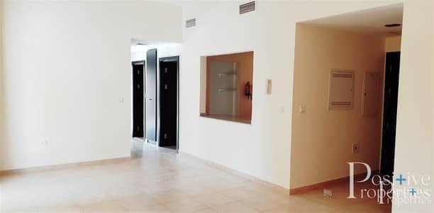 شقة 2 غرفة نوم للبيع في رمرام، دبي - TWO BEDROOM INNER CIRCLE/NEXT TO POOL .