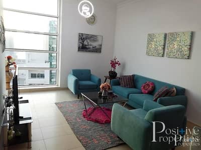 2 Bedroom Apartment for Sale in Business Bay, Dubai - Ready to Move | Fully Furnished | Canal View