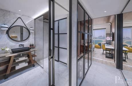 فلیٹ 1 غرفة نوم للايجار في نخلة جميرا، دبي - Beach Access|Exclusive |Newest 5 *| Serviced