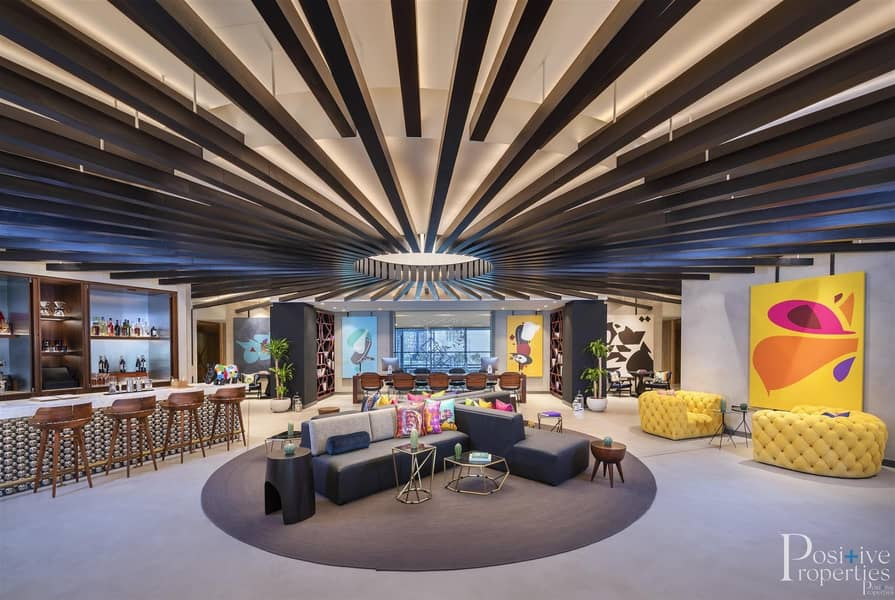 12 LIVE IN THE HYATTS ANDAZ 5-STAR HOTEL RESIDENCES