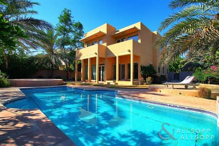 3 Bedroom Villa for Rent in Arabian Ranches, Dubai - Exclusive | 3 Bedroom | Large Plot | Pool