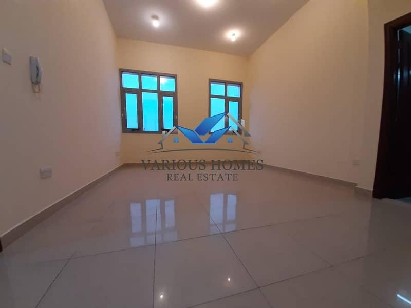 2 Fantastic 1 Bedroom Hall Apartment at Al Nahyan Camp For 45k