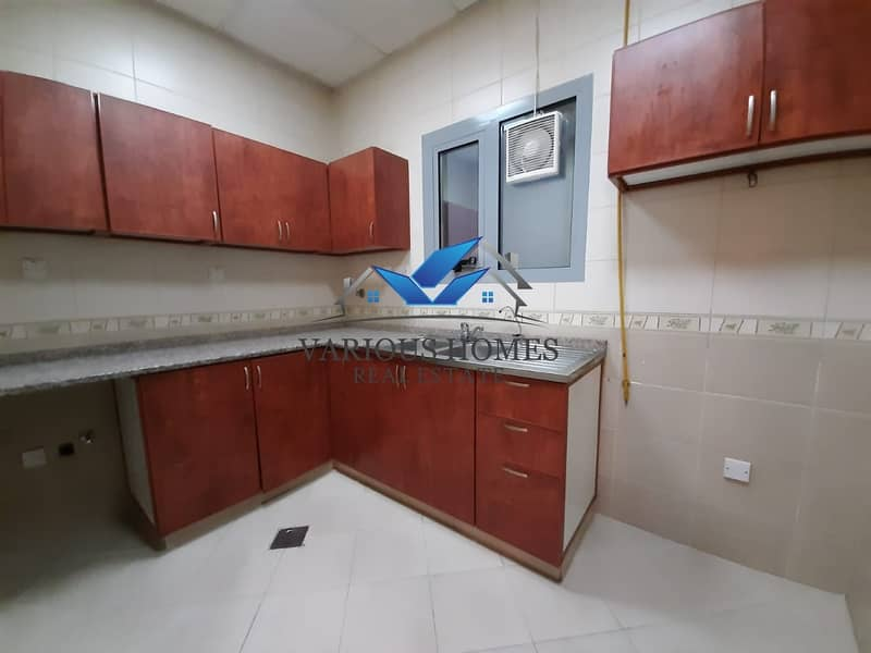 8 Fantastic 1 Bedroom Hall Apartment at Al Nahyan Camp For 45k