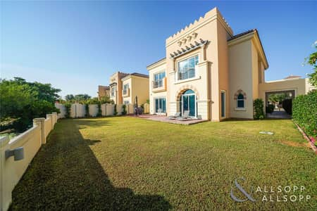 5 Bedroom Villa for Sale in Dubai Sports City, Dubai - Upgraded 5 Bed  C1 | Golf Views | Vacant