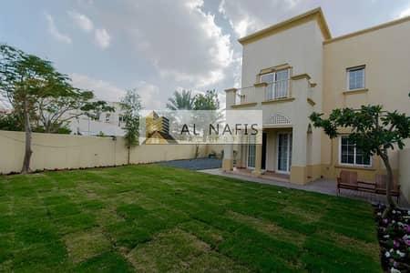 3 Bedroom Villa for Sale in The Springs, Dubai - Largest Villa l 3BHK+Maid l Type 2E l  Dual Fountain View l Lake View