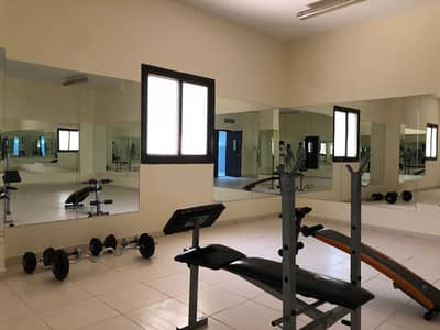 Labour Camp for Rent in Dubai Investment Park (DIP), Dubai - GYM