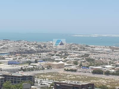 فلیٹ 2 غرفة نوم للايجار في الخليج التجاري، دبي - SEA VIEW!!TOWER G!!HIGHER FLOOR!!HUGE SPACIOUS 2BHK