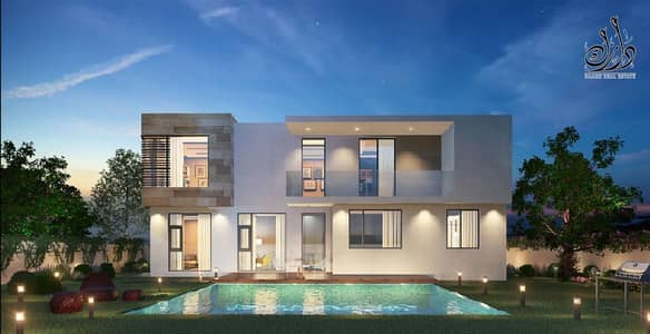 2 Bedroom Villa for Sale in Al Tai, Sharjah - own your dream villa only for 5% down payment