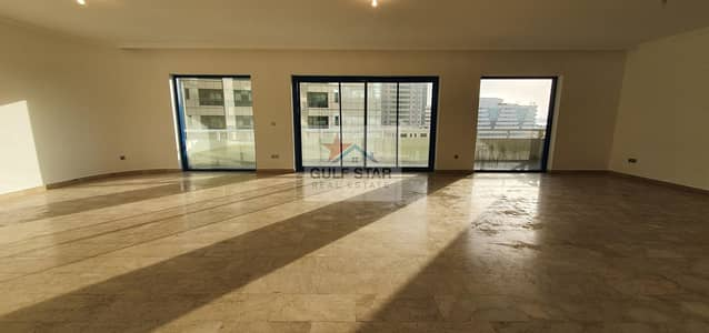 3 Bedroom Apartment for Rent in Al Khalidiyah, Abu Dhabi - Duplex 3 Bedroom With Maids Room Storage & Laundry Room Fully Renovated With PARKING
