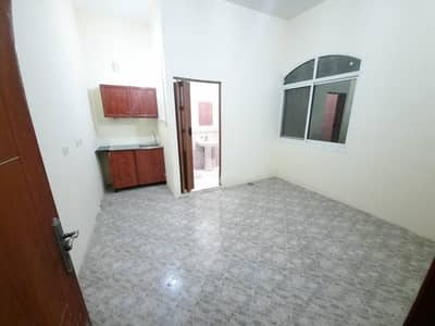 Studio for Rent in Mohammed Bin Zayed City, Abu Dhabi - Excellent Studio wd Private Yard in 1500 Dhs (18000/Yearly) in MBZ