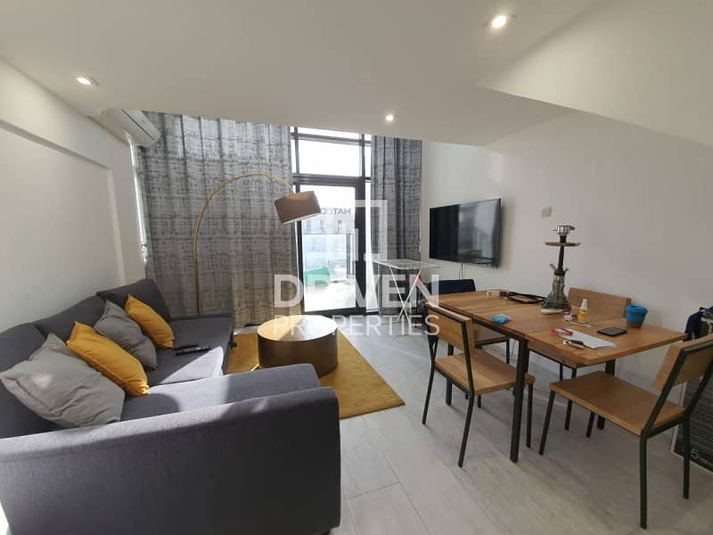 12 Amazing Duplex 1 Bedroom Unit with Terrace