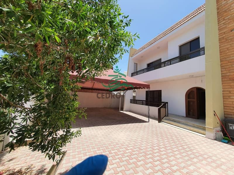 Charming and clean Three Bedrooms Villa with garden and BBQ aria