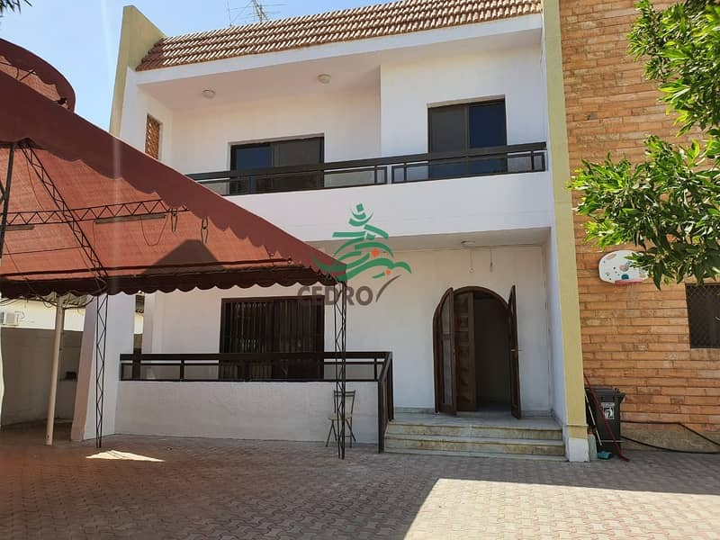 2 Charming and clean Three Bedrooms Villa with garden and BBQ aria