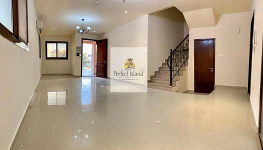 3 Bedroom Villa for Rent in Hydra Village, Abu Dhabi - Classy Design 3 BR+Hall | Private Entrance | Tawtheeq