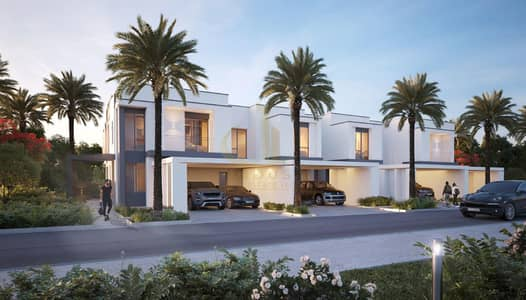 4 Bedroom Flat for Sale in Dubai Hills Estate, Dubai - Greenery Place at 4BR+Maid's room at Maple