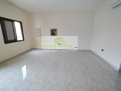 Studio for Rent in Mohammed Bin Zayed City, Abu Dhabi - Excellent Studio w/ Private Entrance in Mohammed Bin Zayed City