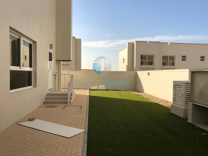 New 4-Bedroom +maid room villa for rent Barashi Sharjah (Rana)
