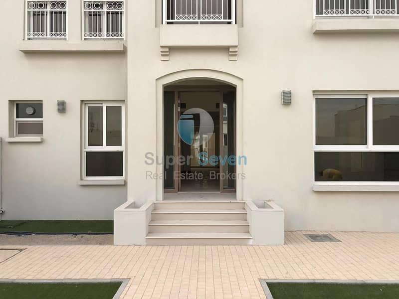 12 New 4-Bedroom +maid room villa for rent Barashi Sharjah (Rana)