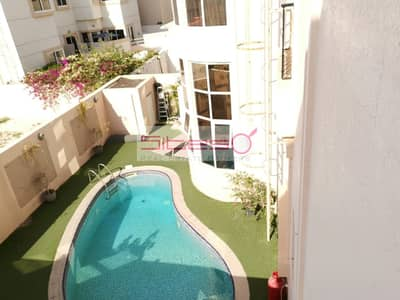 BRIGHT 3BR VILLA WITH PRIVATE POOL IN JUMEIRAH