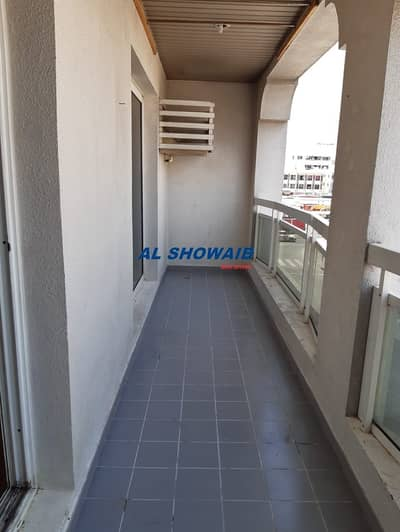 شقة 1 غرفة نوم للايجار في السطوة، دبي - Spacious 1 Bedroom  Near Satwa Bus Station