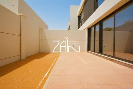 3 Bedroom Townhouse for Rent in Al Salam Street, Abu Dhabi - Single Row !Spacious 3 BR TH with Private Garden