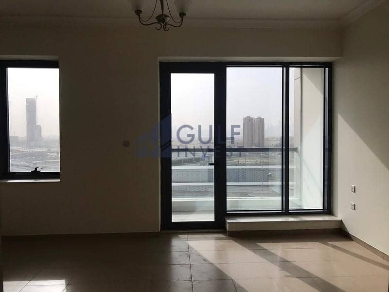 2 GOLF VIEW|CLOSED KITCHEN|AC WITH DEWA