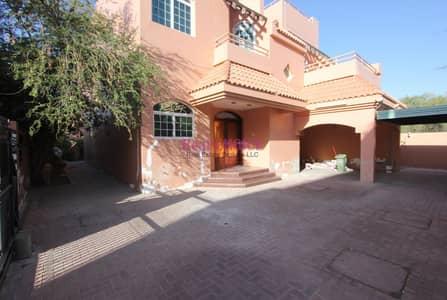 فیلا 4 غرف نوم للايجار في مردف، دبي - Spacious Semi Independent Villa|Big Hall & Dining