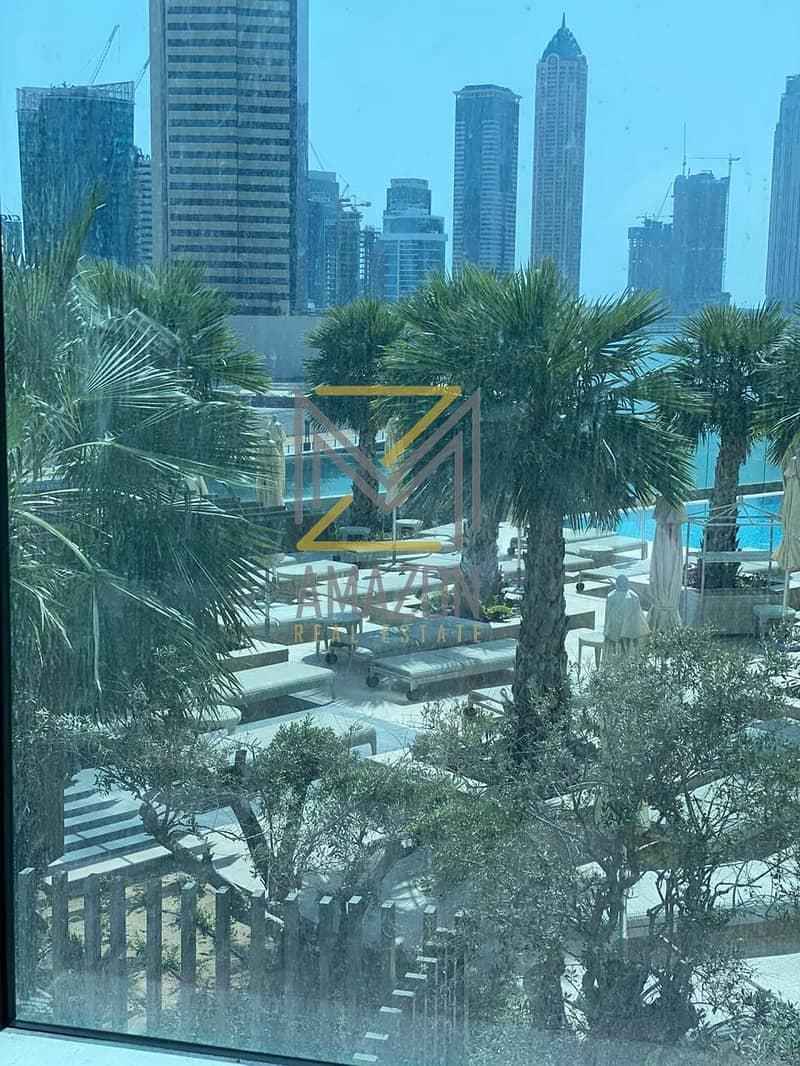 24 Guaranteed ROI 8% / Fully Furnished STUDIO / Amazin Sea Views - Damac Maison Prive
