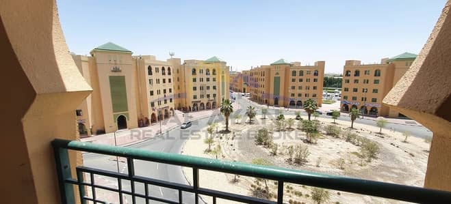 استوديو  للايجار في المدينة العالمية، دبي - شقة في الحي المغربي المدينة العالمية 17000 درهم - 4551676