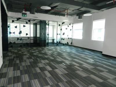 Office for Rent in Business Bay, Dubai - Exquisite|Fitted Office|5 Parking Bays|2020 SqFt