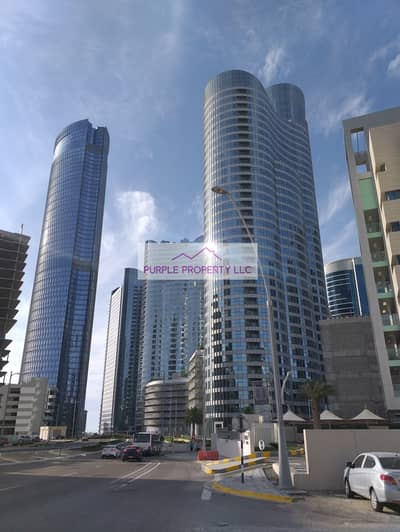 Studio available for rent 40k in Reem Island with wardrobes