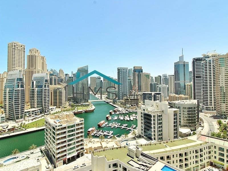 2BR New Building Studio One Tower Dubai Marina