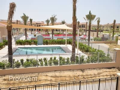 Cheapest Lock down Offer Semi detached Facing Pool