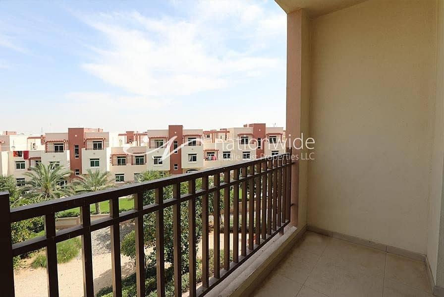 21 Lowest Price Studio Apartment w/ Balcony!