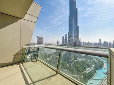 شقة 3 غرف نوم للبيع في وسط مدينة دبي، دبي - Incredible Burj Khalifa view | 3BR with Maids