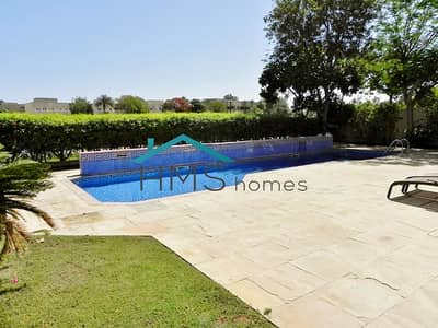5 Bedroom Villa for Rent in The Meadows, Dubai - Lake View & Private Pool UPG 5bed available July