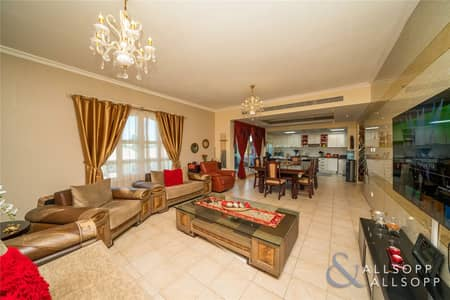 2 Bedroom Flat for Sale in Green Community, Dubai - Super Size | Open Living | Upgraded | 2Bed