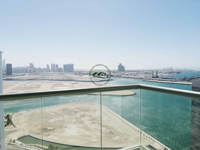 22 Limited Time Offer! Wonderful 2BR with Balcony and Sea View in Reem Island