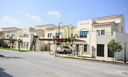 3 Bedroom Townhouse for Rent in Al Salam Street, Abu Dhabi - Amazing Townhouse in Faya Bloom Gardens