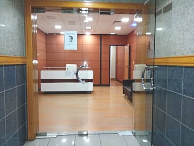 مکتب  للايجار في بر دبي، دبي - مکتب في المنخول بر دبي 6000 درهم - 4605954