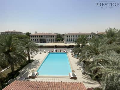 فلیٹ 1 غرفة نوم للايجار في جرين كوميونيتي، دبي - 1 Bed|Furnished|Avail in July