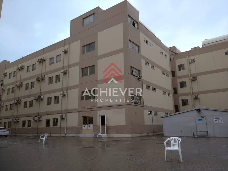 Full Camp! AED 400 /Person/Month | All Inclusive