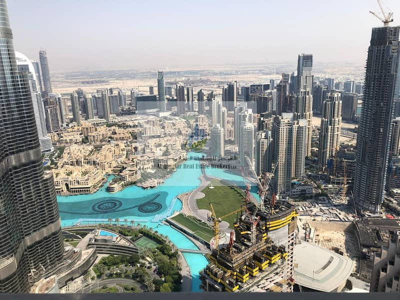 apartment in down town Dubai with attractive price.
