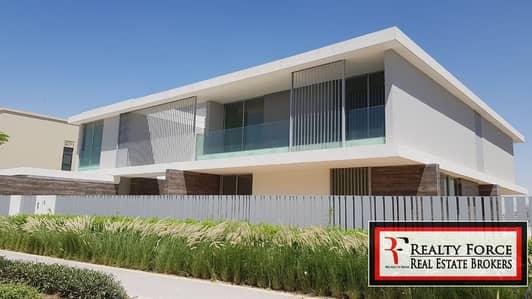 فیلا 7 غرف نوم للايجار في دبي هيلز استيت، دبي - LOWEST PRICE | FULL GOLF VIEW | HUGE PLOT