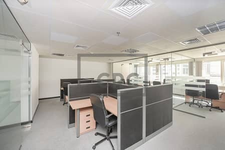 Office for Rent in Jumeirah Lake Towers (JLT), Dubai - Fully Furnished |Partitioned|Ready To Move